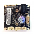 "720P 1.0MP HD 1/4"" CMOS Network Camera Module - Black"