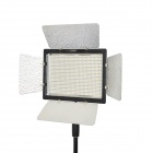 YONGNUO YN900 54W 900-LED 3200K-5500K Adjustable Video Light w/ Filters - Black
