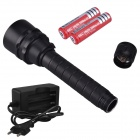 SingFire SF-924 5-LED Dimming Diving Flashlight w/ Magnetism Switch