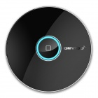 Orvibo wiwo-R1 Smart Wi-Fi TV/AC/DVD/STB/RF Remote Control w/ LED - Black + Silver