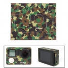 NEOPINE ST-4 108C Sticker for GoPro Hero 4 Silver Camera - Camouflage