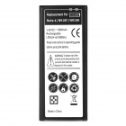 3.85V 3800mAh Li-ion Battery for Samsung Galaxy Note 4 / N9100 - Black