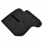 2-em-1 Cell Phone + Battery Charging Dock para Samsung Galaxy Note 4 - Black