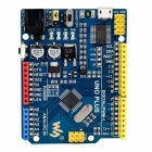 waveshare UNO PLUS Development Board (Arduino UNO R3 Compatible) - Blue