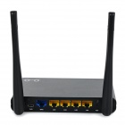Wolflink WL0722 Smart Wi-Fi Router w/ Mobile APP Control - Black