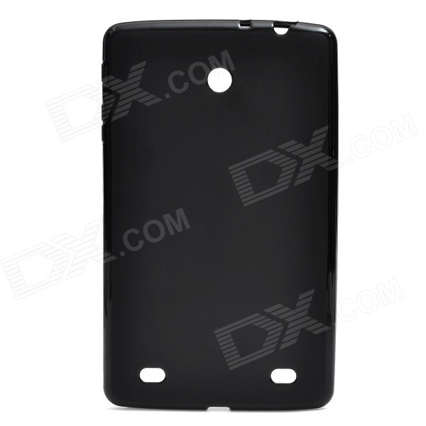 Protective TPU Back Case for LG G Pad 8.0 - Black