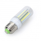 Marsing M27 E27 10W LED Cool White Light Bulb - White + Yellow