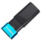 Teclast Slide-Stil USB 3.0 Flash Drive - Schwarz + Blau (16GB)