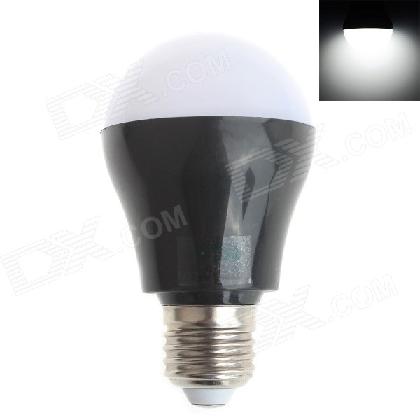 Zweihnder E27 5W 450LM 6000K 16x2835 SMD LED White Light Globe Bulb (AC 220-240V)