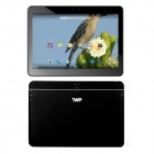 "TWP 101B 10"" IPS Quad-Core Android 4.4 Tablet PC w/1GB RAM,16GB ROM, Bluetooth, 3G, Wi-Fi - Black"