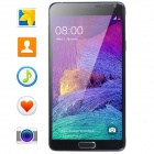 "NO.1 NOTE 4 Android 4.4.2 Quad-Core 3G Phone w/ 5.7"" IPS, 8.0MP, 8GB ROM, OTG, BT, WiFi, GPS - Black"