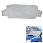 Universal Car Winter PEVA Sun / Snow / Frost Shield / Sunshade - Grey
