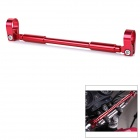 Universal Motorcycle DIY Strengthen Hand Lever / Head Balance Aluminum Alloy Cross Bar - Red