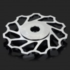 AEST AEST-14 Bicycle 11T Aluminum Alloy Wheels Rear Derailleur Pulley - Titanium Color