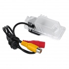 Wired CCD HD 170 'Wide-Angle Car Waterproof Invertendo Camera Retrovisor para VW Bora / Magotan & More