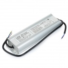 6A 200W Waterproof Constant Current LED Driver - Silver (AC 85~277V)