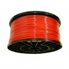 1.75mm Diameter 3D Printer Supplies ABS Cable - Red + Black (300m)