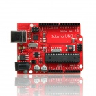 Geeetech Iduino UNO 328 with Atmega328p-pu Compatible with Arduino IDE - Red