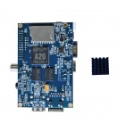 A20 Banana Pi Development Board Module + Aluminum Alloy Silicone Heat Sink - Deep Blue