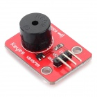 KEYES Buzzer Sound Module for Arduino - Red (Works with Official Arduino Boards)