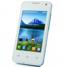 "H-mobile F3 Android 4.0 Dual Core GSM Smartphone avec 3,5 "", Quad-band, WiFi, BT, FM-Blanc"