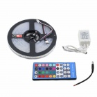 4300lm 300-SMD 5050 LED Light Strip w/ 40-Key Controller - White