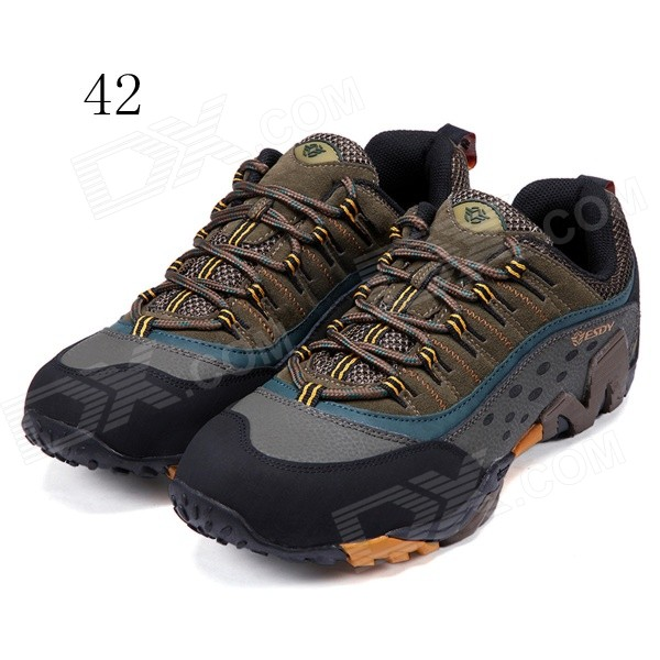 ESDY ESDY42-1 Anti-slip Breathable Outdoor Tactical Climbing / Hiking Athletic Shoes (42)