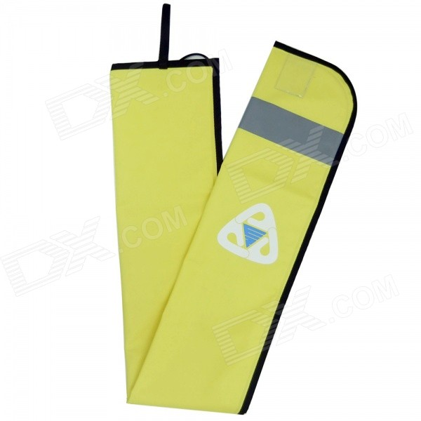 EZDIVE Scuba Diving Surface Marker Buoy / SMB -Yellow mf 352 080fpc touch