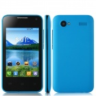 "H-Mobile F3 Android 4.2 Dual Core GSM смартфон ж / 3,5 "", Quad-диапазона, WiFi, BT, FM - Blue"