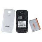 "Tiger S55 Android 4.4.2 Quad-Core WCDMA Phone w/ 5.5"", 8GB ROM, Bluetooth, Dual Camera, GPS - White"