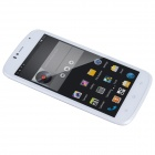 "tigre S55 androïde 4.4.2 quad-Core WCDMA Phone w / 5.5 "", 8GB ROM, Bluetooth, Double caméra, GPS-Blanc"