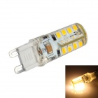 GC G9 2.5W 36x2835 SMD LED 220LM 3000K Warm White Light Corn Bulb (AC 200-240V)