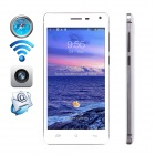 "CUBOT S200 Android 4.4 Quad-core WCDMA Bar Phone w/ 5.0"" IPS HD, 8GB ROM, Wi-Fi, GPS - White"