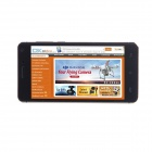 "CUBOT S200 Android 4.4 Quad-core WCDMA Bar Phone w/ 5.0"" IPS HD, 8GB ROM, Wi-Fi, GPS - Black"