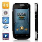 DOOGEE TITANS2 DG700 Android 5.0 Quad-Core WCDMA Bar Phone w/ 4.5