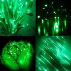 Ultrafire 6W 35000MCD Green 100-LED Decorative Christmas Light Strip w/ US Power Adapter