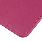 Capa de Couro Enkay protetora PU w ​​/ stand para Sony Xperia Tablet Z3 Compact - Deep Pink