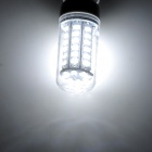 E14 4W 1000lm Cold White Light 56*SMD 5730 LED Corn Bulb (220-240V)