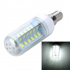 Marsing E14 8W LED Cool White Light Bulb (AC 220-240V)