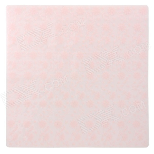 DIY Cake Decoration Silicone Printing Mold - Translucent Pink liquid wallpaper paint printing mold 600mm 600mm 2mm printing backdrop mold decorate your house and engjoy the fun of diy