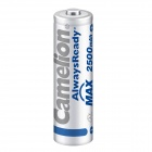 Camelion AlwaysReady 2500mAh Ni-MH AA Rechargeable Batteries (2 PCS)