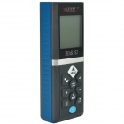 "MileSeey 1.8"" LCD Handheld Laser Rangefinder Distance Measurement Meter - Black + Blue"