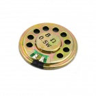 Jtron 8Ohm 0.5W 30mm DIY Speaker - Bronze + Black