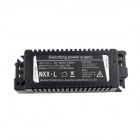 JK-12V4A 12V 4A Switching Power Supply for Security Devices / LED Strips - Black (AC 100~240V)