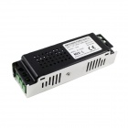 JK-12V5A AC to DC Voltage Converter Module for LED Strip - Black + Silver