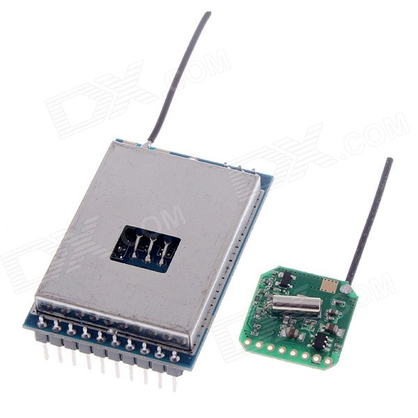 2.4G 600Mbps Wireless AV Transmitter Module w/ 2.4G Video AV Receiver for FPV