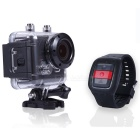"Codisk T86 Waterproof 2.0"" TFT 1/3"" CMOS 5.0MP Full HD 1080P Wi-Fi Action Camera - Black"
