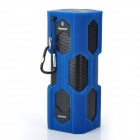 VINA MS-329 Waterproof NFC Wireless Bluetooth 4.0 Speaker for Cellphone / Tablet / PC - Blue + Black