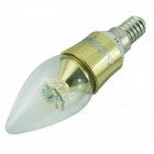 YouOKLight  E14 5W LED Warm White Light Candle Bulb (AC 85~265V)