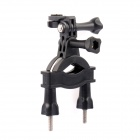 PANNOVO Universal Plastic Bicycle Bracket Holder for GoPro - Black
